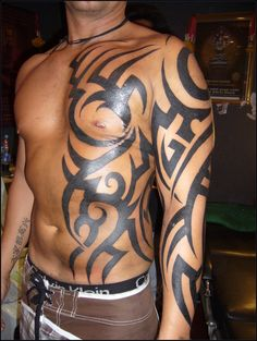 Tribal Tattoos   More tribal tattoos   Back to tattoo design