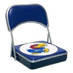 University of Kansas Stadium Chair Coaster