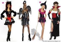 fantasias halloween