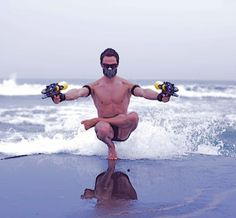 You wish Art sandy nude workout