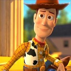 Sheriff Woody is the hero of Pixar's Toy Story trilogy, the movies that are arguably the best known from both the studio and of the CG-animated film genre.  You would be surprised at how epic his adventures are...then again you've probably already seen the movies, or at least one of them.