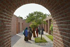 Friendship Centre | Kashef Chowdhury - URBANA - Photography: Aga Khan Trust for Culture - Rajesh Vora