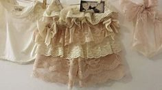 Vintage Inspired Baby Girl by MYSWEETCHICKAPEA on Etsy, $119.00