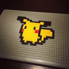 Pikachu MacBook Case from BrikBook.com pikachu, pokemon fan art, pokemon pixel art, pikachu art, pokemon collector, macbook, macbook case, pixel, pixel art, 8bit Shop more designs at http://www.brikbook.com #pikachu #pokemonfanart #pokemonpixelart #pikachuart #pokemoncollector #macbook #macbookcase #pixel #pixelart #8bit