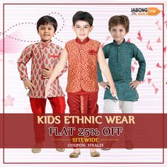 Why should the grown ups have all the fun? Right? Kids wear---> http://www.jabongworld.com/kids.html?dir=desc&order=bestsellers?utm_source=ViralCurryOrganic&utm_medium=Pinterest&utm_campaign=KidsCollection-02-sep2015