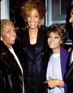 Cissy Houston, Whitney Houston, Dionne Warwick