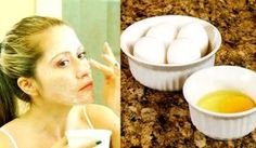 Homemade Face Mask for Acne In this article, we will tell you some effective recipes of homemade face mask for acne. Face masks can treat acne well. These acne breakouts are quit. Egg Face Mask, Egg Mask, White Face Mask, Egg Facial, Facial Hair, Facial Masks, Beauty Tips And Secrets, Unwanted Hair, Homemade Face Masks