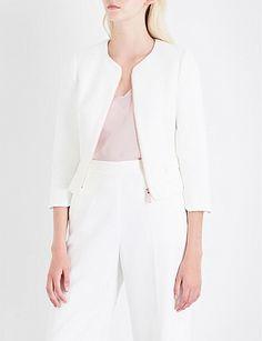 2aa4d6786be3cc TED BAKER - Coats   jackets - Clothing - Womens - Selfridges