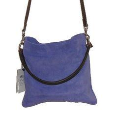 47da83ae9ec2 Owen Barry Lavendar Blue Iggy 3 in 1 Crossbody   Clutch   Should Bag  Handbag Crossbody