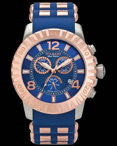 Mulco Watches - BLUEMARINE Collection
