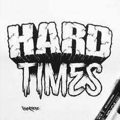 Hip Hop Lyrics – Hand drawn typography – Graffiti World Graffiti Lettering Fonts, Tattoo Lettering Fonts, Creative Lettering, Lettering Styles, Hand Drawn Lettering, Omerta Tattoo, Letras Abcd, Hip Hop Lyrics, Hip Hop Font