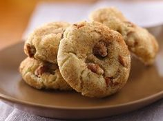 Healthified Sassy Cinnamon Cookies Recipe
