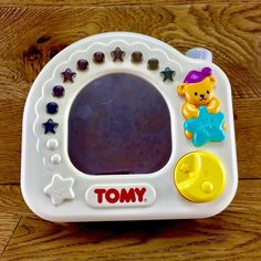 Tomy musical magic mirror Vintage 1991 night Light Lights Music cot crib V/Rare Magic Mirror, Light Music, Night Lights, Baby Registry, Comforter, Cribs, Musicals, Lighting, Shop