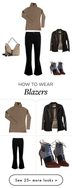 """""""Untitled #9005"""" by explorer-14576312872 on Polyvore featuring rag & bone, Jimmy Choo and Christian Dior"""