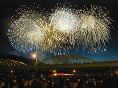 Honolulu Fireworks