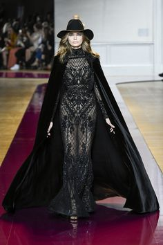 See all the looks from Zuhair Murad Haute Couture Fall/Winter 2016-2017.