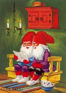 Wimo Christmas 2017, Christmas Cards, Xmas, Christmas Knomes, Fantasy Dwarf, Vintage Christmas Images, All Holidays, Fate, Woodland Creatures