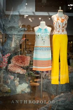 Anthropologie Boca Raton // Spring 2012