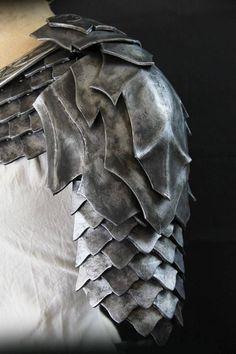 Lizard Dragon, Scale Mail, Us Armor, Female Elf, Agree With You, Pauldron, Legolas, The Hobbit, Body Armor