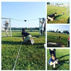 Mr. Patrick's physics class is doing a water balloon projectile motion launch today! They are working to calculate the velocity of the water balloon and the angle it was launched from. Check out these cool pictures. ‪#‎physicsrocks‬ @PlymouthCSC_IN