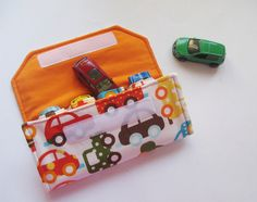 Childs Toy Car Holder. The Original car wallet. by MyHappyHobbies