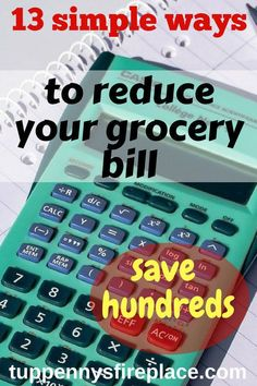 Money saving tips and budgeting tips to cut your grocery bill. Shopping tips to save money and eat well on a budget. Manage your money, cut your grocery budget and feed your family for less. #savemoney #budgeting  #savingmoney