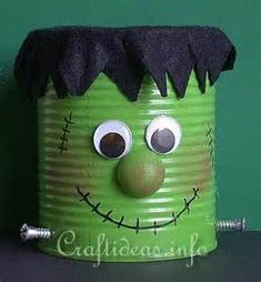 kids halloween crafts - Bing Images - www.popculturez.com