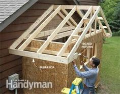 Get More Garage Storage With a Bump-Out Addition | The Family Handyman