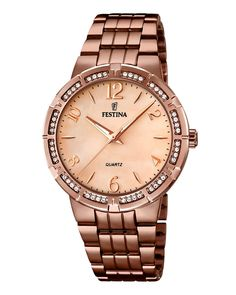 Ρολόι Festina Ladies Crystal F16797-1