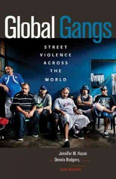 "Global Gangs features essays that investigate gangs around the world. Topics include the role that the apartheid regime in South Africa played in the emergence of gangs, the politics behind child vigilante squads in India, the relationship between immigration and gangs in France and the United States, and the complex stigmatization of youths in Mexico caused by the arbitrary use of the word ""gang."""