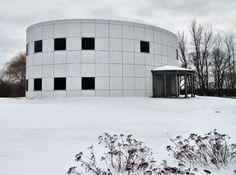 Snow in Minnesota Paisley Park