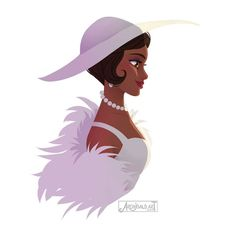 The champion of the most wardrobe and style timeline on their movie is no other than Princess Tiana, damn girl has only 1 movie and she… Tiana Disney, Disney Princess Art, Arte Disney, Disney Fan Art, Disney Love, Disney Girls, Disney Magic, Disney Princesses, Sailor Princess