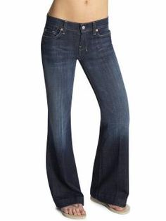 jeans, shorter inseam in New York Dark $155