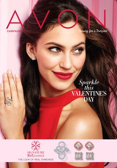 Shop Avon brochure 3 Online for your Valentine's Day gifts for your Special Person.  #ValentineDay #specials #endofyearsale