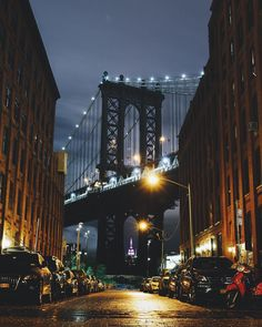 Washington Street, DUMBO, Brooklyn by Brian Nguyen @briannguyen