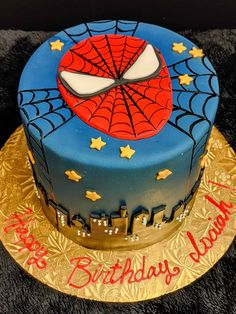 Themed Birthday Cakes, Cakes For Boys, Fondant, Desserts, Food, Tailgate Desserts, Deserts, Fondant Icing, Meals