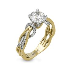 Engagement Ring Style MR2514