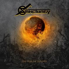 Sanctuary - The Year The Sun Died 5/5 Sterne