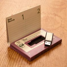 The modern mix tape. This made me smile! Wouldn't it be great to put in a care package? :) - MilitaryAvenue.com