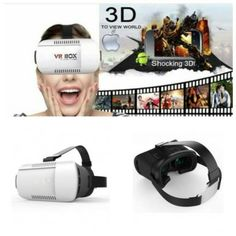 The Real Cardboard 3D Virtual Reality for Smartphone
