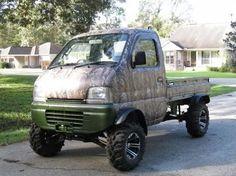 画像 Suzuki Carry, Mini 4x4, Kei Car, Little Truck, Mini Trucks, Japanese Cars, Camping Gear, Cool Toys, Custom Cars