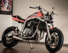 GS- XR1100 // kmp motos   4h10
