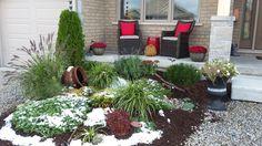 Porch Island Garden Oct 2015 My House, Porch, Backyard, Japanese, Island, Garden, Plants, Design, Terrace