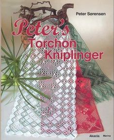 Torchon Lace by Peter Sorensen Knit Crochet, Crochet Hats, Bobbin Lacemaking, Bobbin Lace Patterns, Point Lace, Lace Making, Tatting, How To Make, Crafts