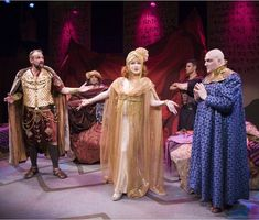 Photo Flash: Charles Busch in JUDITH OF BETHULIA- Production Shots! New City, Screenwriting, American Actors, Shots, Board, Girls, Artist, Character