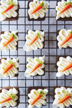 Carrot Cake Bites | La Pêche Fraîche