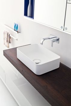 AGORA' washbasin | david dolcini STUDIO | Arlexitalia #bathdesign #washbasin #sink #daviddolcini #arlexiitalia #tecnoril