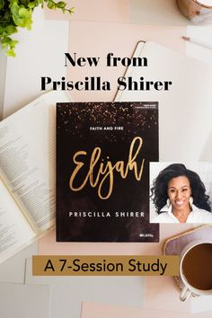 Join Priscilla Shirer on this 7-session journey through the life and times of the prophet Elijah to discover how the fire on Mount Carmel was forged in the valley of famine. And how the emboldened, fiery faith you desire is being fashioned by God in your life right now. Elijah Bible, Baby Bible, Priscilla Shirer, Devotional Journal, Mount Carmel, Church Ministry, Christian Resources, Kids Story Books, Bible Studies