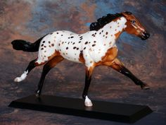 This is a breyer called Heartland. I want her so much but she is so expensive! I am a weakling when it comes to appys.