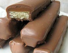 Homemade Twix Candy Bars